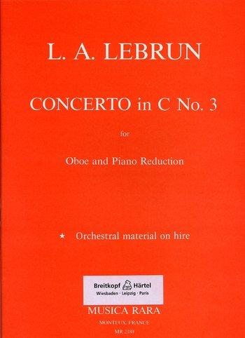 CONCERTO No.3 in C major