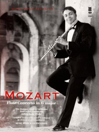 CONCERTO No.1 in G major + CD