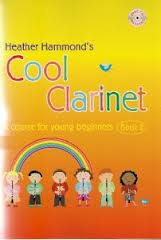 COOL CLARINET Book 2 + CD