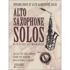 ALTO SAXOPHONE SOLOS Intermediate Level