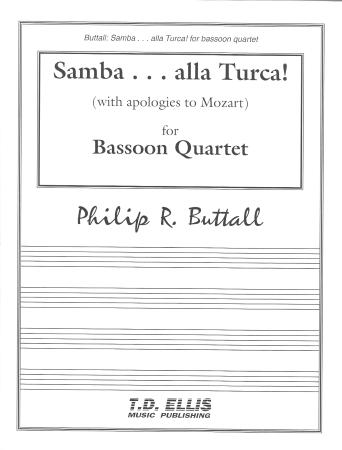 SAMBA ALLA TURCA (score & parts)