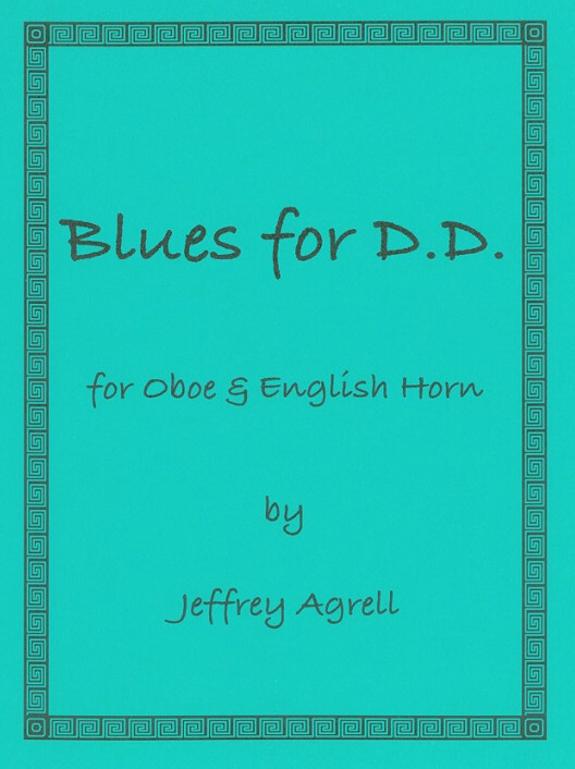 BLUES FOR DD