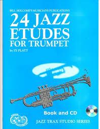24 JAZZ ETUDES book only