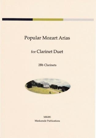 POPULAR MOZART ARIAS
