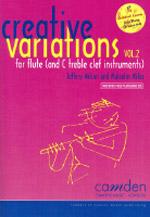CREATIVE VARIATIONS Volume 2 + CD