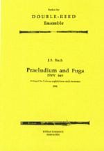 PRAELUDIUM AND FUGA BWV 849