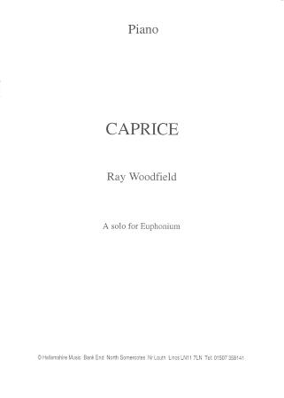 CAPRICE (treble clef)