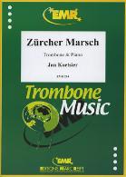 ZURCHER MARSCH Op.116 treble/bass clef
