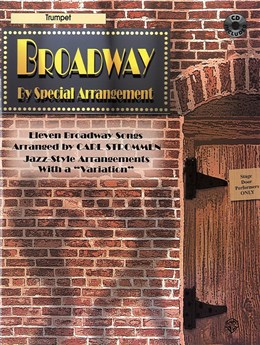 BROADWAY by Special Arrangement + CD
