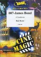 007 JAMES BOND (score & parts)