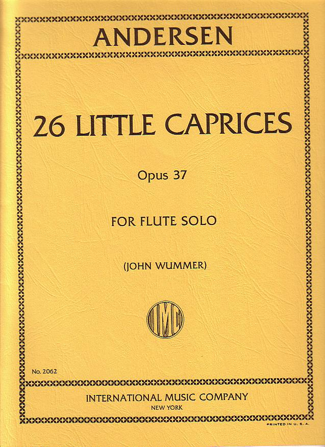 26 LITTLE CAPRICES Op.37
