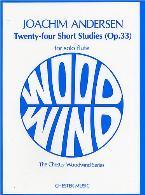 24 SHORT STUDIES Op.33