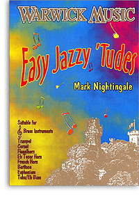 EASY JAZZY 'TUDES + CD for Treble Clef Brass