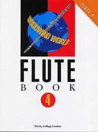 WOODWIND WORLD Flute Book 4