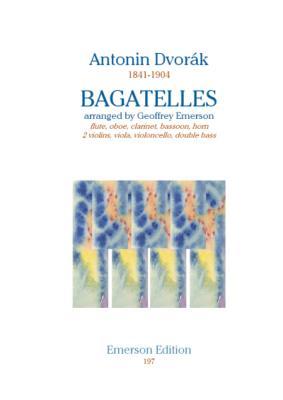 BAGATELLES score & parts