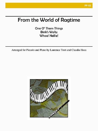 FROM THE WORLD OF RAGTIME