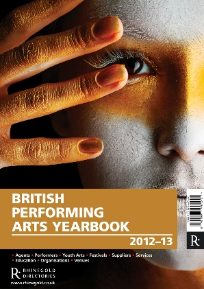 BRITISH PERFORMING ARTS YEARBOOK 2012-2013