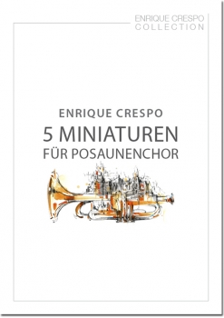 5 MINIATUREN (playing score only)