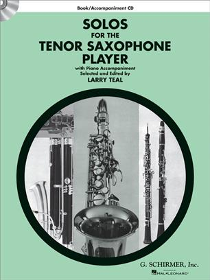 SOLOS FOR THE TENOR SAXOPHONE PLAYER + CD