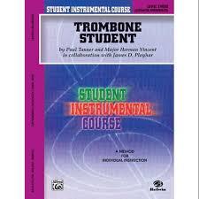 TROMBONE STUDENT Level 3