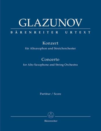 CONCERTO IN Eb Op.109 full score