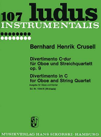 DIVERTIMENTO in C major Op.9