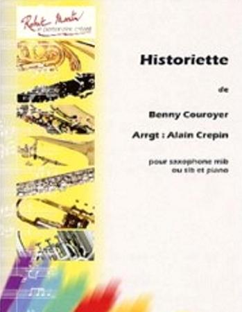 benny couroyer historiette