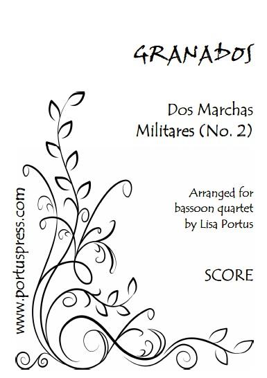 DOS MARCHAS MILITARES No.2