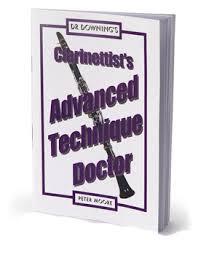 CLARINETTIST'S ADVANCED TECHNIQUE DOCTOR