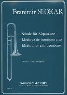 METHOD FOR ALTO TROMBONE