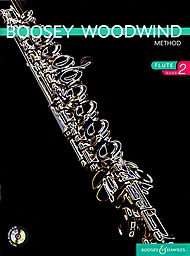 BOOSEY WOODWIND METHOD Book 2 + CD