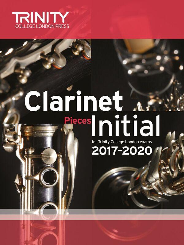 CLARINET PIECES 2017-2020 Initial (score & part)