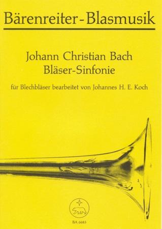 BLASER-SINFONIE (score)