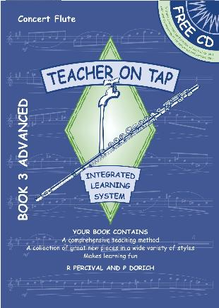 TEACHER ON TAP Book 3 + CD