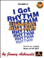 I GOT RHYTHM Volume 47 + CD