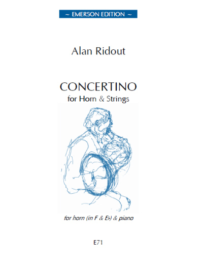 CONCERTINO FOR HORN