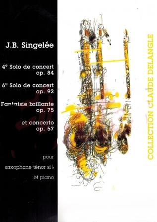 4th SOLO DE CONCERT Op.84