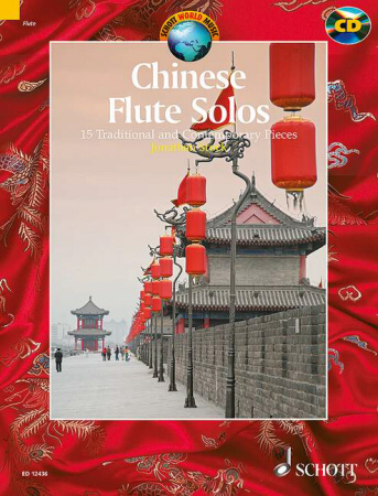 CHINESE FLUTE SOLOS + CD