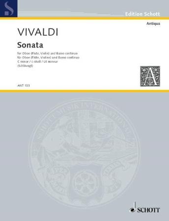 SONATA in C minor RV53