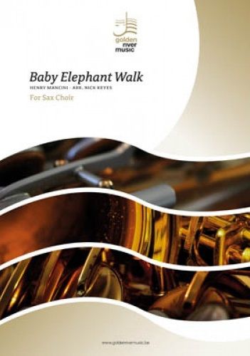 BABY ELEPHANT WALK (score & parts)