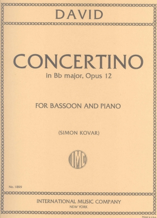 CONCERTINO Op.12