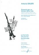 ARMONIA PER UN TEMPO DELLA NOTTE (score & parts)