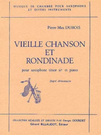 VIEILLE CHANSON ET RONDINADE