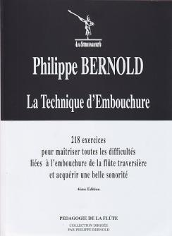 LA TECHNIQUE D'EMBOUCHURE (4th edition)