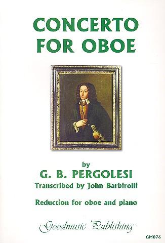 CONCERTO FOR OBOE