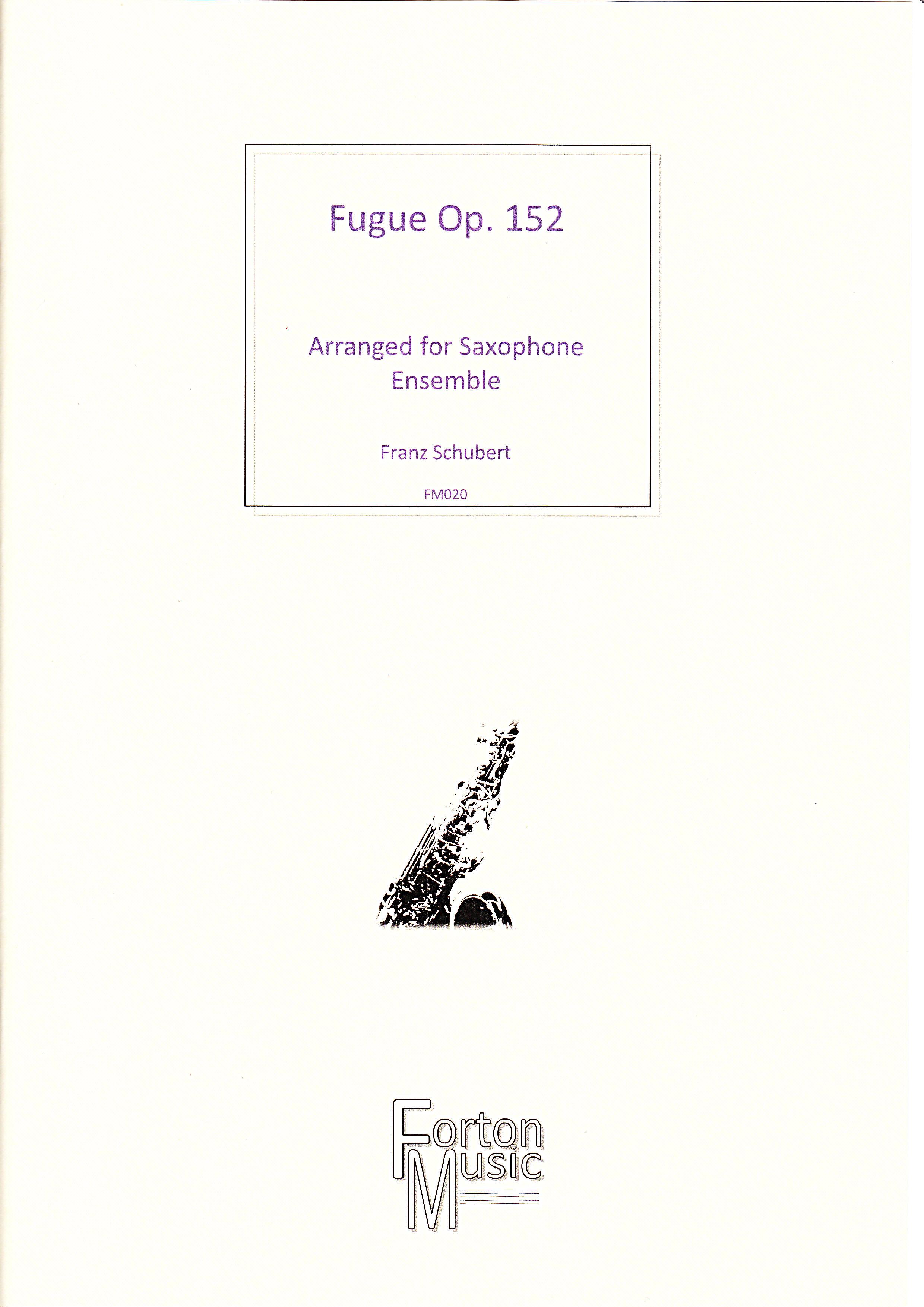 FUGUE Op.152