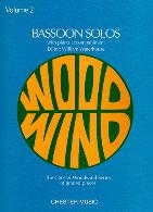 BASSOON SOLOS Volume 2