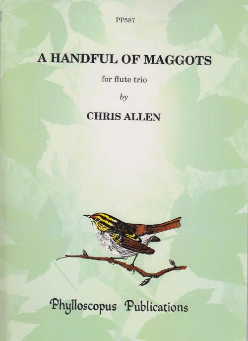 A HANDFUL OF MAGGOTS