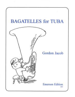 BAGATELLES FOR TUBA (treble/bass clef)