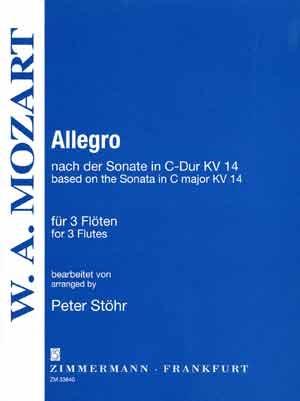 ALLEGRO based on Sonata KV14